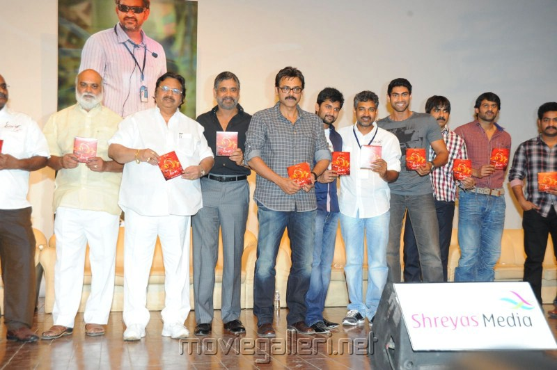 Eega Movie Audio Release Stills
