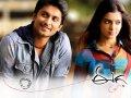 Nani Samantha in Eega Movie Wallpapers