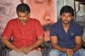 SS Rajamouli & Nani at Eega Movie Press Meet Stills