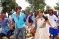 Sudeep, Pooja Gandhi in Eela Telugu Movie Stills