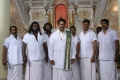OAK Sundar in Eela Telugu Movie Stills