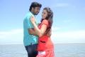Aryan Rajesh, Saranya Nag in Eera Veyyil Tamil Movie Stills