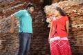 Aryan Rajesh, Saranya Nag in Eera Veyyil Movie Stills
