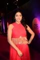 Actress Eesha Rebba Red Dress Pics @ Zee Telugu Apsara Awards 2018