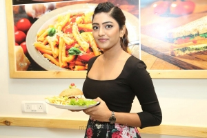 Actress Eesha Rebba Launches Cafe Chef Bakers @ My Home Vihanga  Road, Gachibowli Photos
