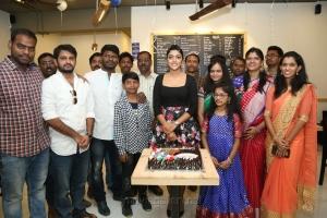 Actress Eesha Rebba Launches Cafe Chef Bakers @ Q City Gachibowli Photos