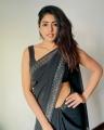 Actress Eesha Rebba Saree New Photoshoot Stills