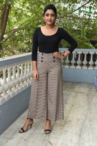 Heroine Eesha Rebba New Stills at Subramaniapuram Movie Interview