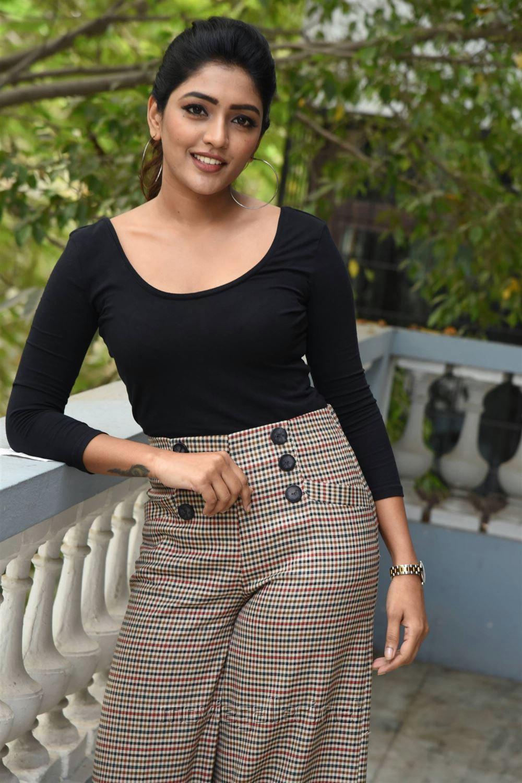 Subrahmanyapuram Heroine Eesha Rebba Interview Stills
