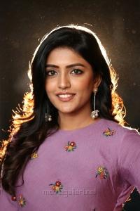 Actress Eesha Rebba Pics @ Subrahmanyapuram Movie Audio Launch