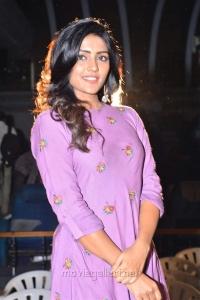 Telugu Actress Eesha Pics @ Subrahmanyapuram Audio Launch