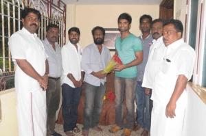 Eetti Tamil Movie Launch Stills