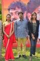 Rithika, V Ravi, Jothisha @ Eganapuram Movie Team Interview Stills