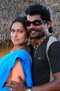 Rithika, V Ravi in Egnapuram Movie Stills