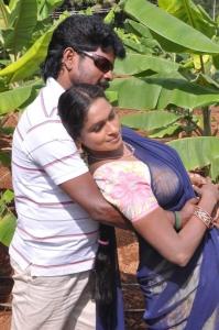 V Ravi, Rithika in Egnapuram Movie Stills