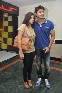 Srikanth, Vandana at Ekk Deewana Tha Premiere Show