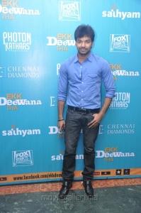 Actor jai at Ekk Deewana Tha Premiere Show