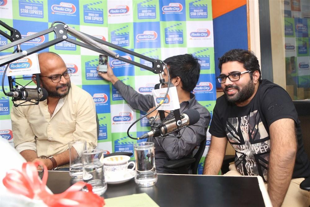 Ekkadiki Potavu Chinnavada 2nd Song Launch @ Radio City Stills