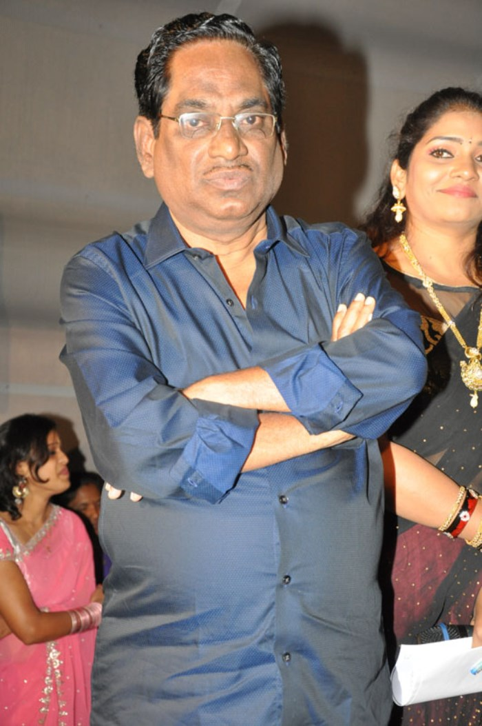 Relangi Narasimha Rao @ Eluka Majaka Movie Audio Launch Photos