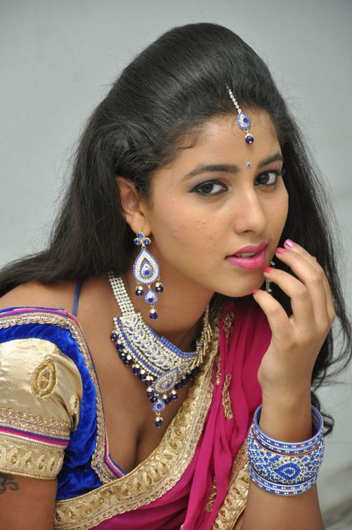 Pavani @ Eluka Majaka Movie Audio Launch Photos