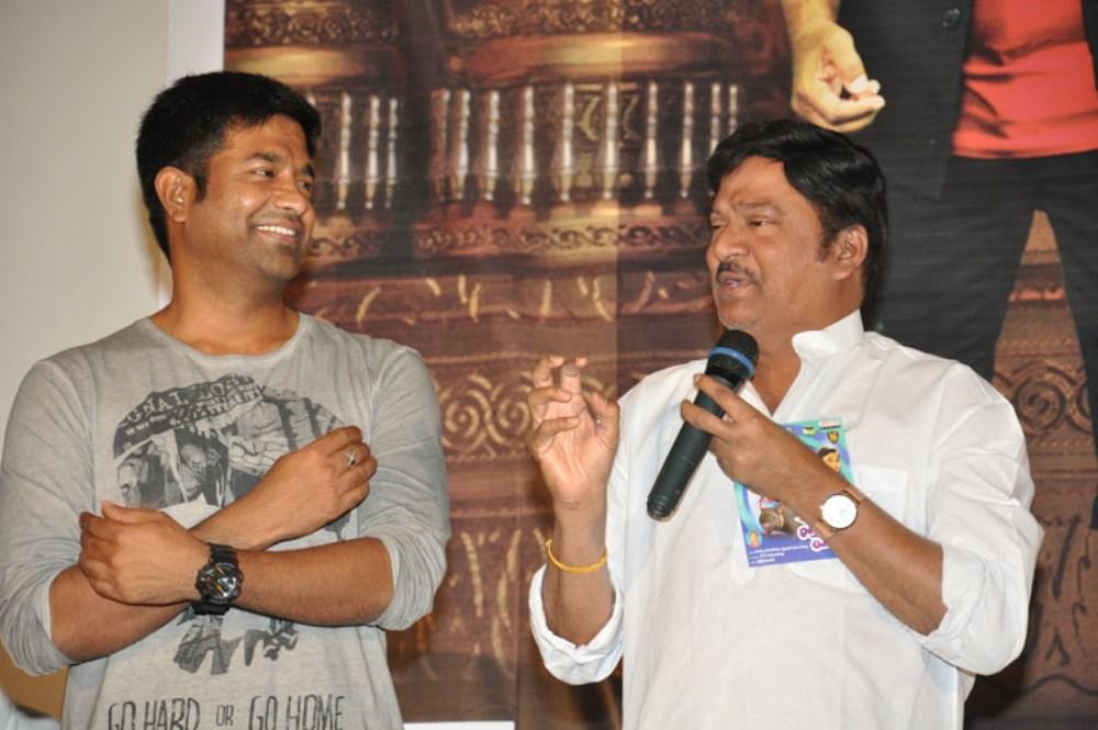 Vennela Kishore, Rajendra Prasad @ Eluka Majaka Movie Audio Launch Photos