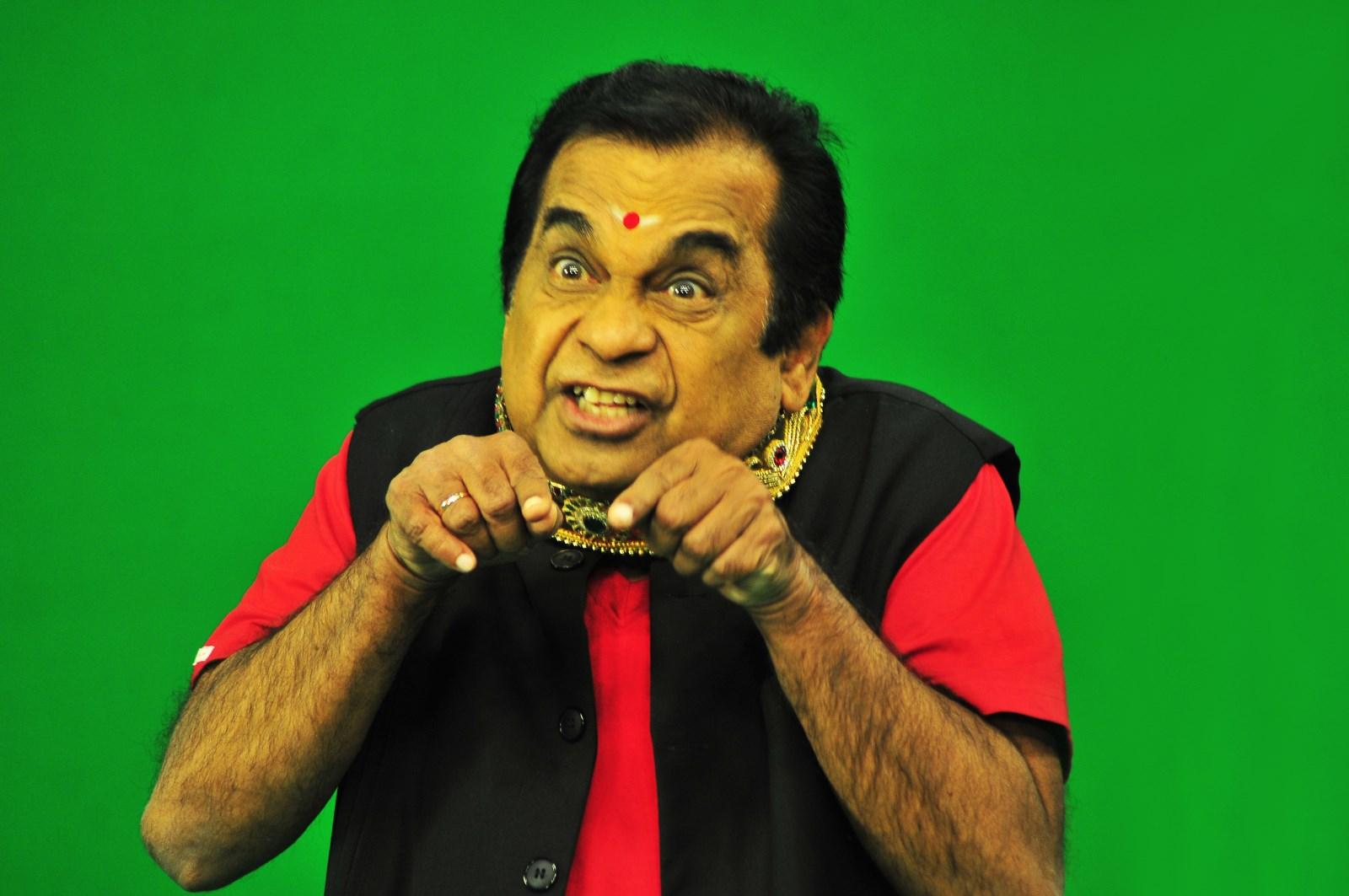 Brahmanandam in Eluka Majaka Movie Photos