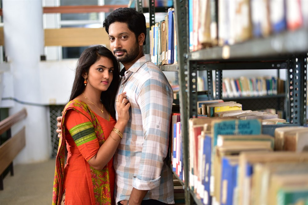 Radhika Preethi, Rejith Menon in Embiran Movie Photos