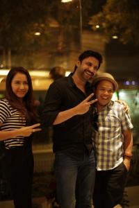 Pinky, Sumanth @ Emo Gurram Egara Vachu Audio Launch Stills