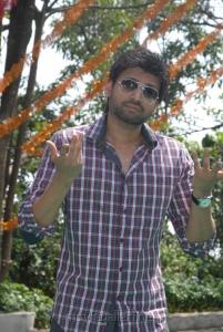 Actor Sumanth at Emo Gurram Egara Vachu Movie Launch Stills