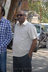 MM Keeravani at Emo Gurram Egara Vachu Movie Launch Stills