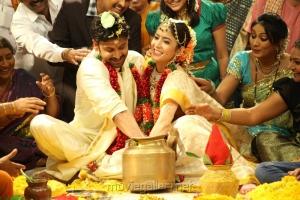 Sumanth, Pinky Savika in Emo Gurram Egara Vachu Movie Photos