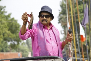 Actor KS Ravikumar in En Aaloda Seruppa Kaanom Movie Stills
