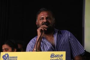PL Thenappan @ En Kadhali Scene Podura Audio Launch Photos