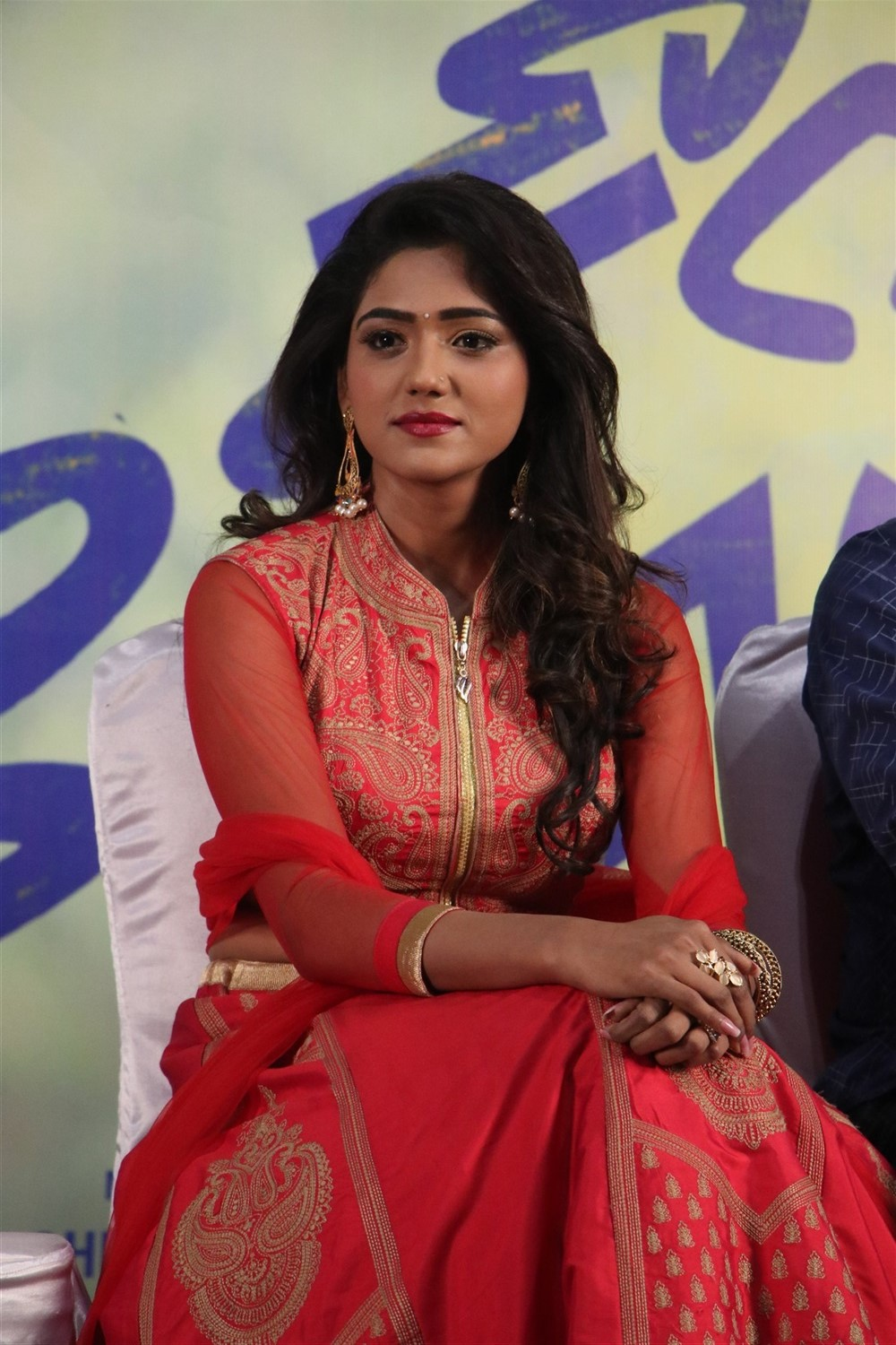 Actress Shalu Chourasiya @ En Kadhali Scene Podura Audio Launch Photos