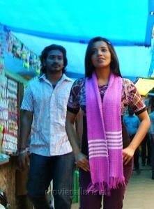 En Peyar Kumarasamy Movie Stills