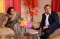 Radha Ravi, Fathima Babu in En Peyar Kumarasamy Movie Stills