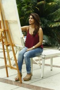 Heroine Anu Emmanuel in En Peyar Surya Movie Pics HD