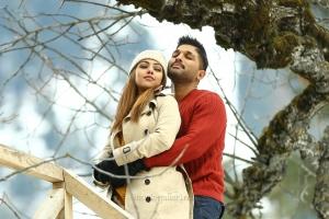 Anu Emmanuel, Allu Arjun in En Peyar Surya Movie Pics HD