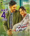 Allu Arjun & Anu Emmanuel in En Peyar Surya Movie Release Posters