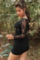 En Vazhi Thani Vazhi Movie Item Song Shooting Spot Stills