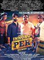 Rajendran, GV Prakash, VTV Ganesh, Yogi Babu in Enakku Innoru Per Irukku Movie Release Posters