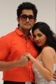 Siddharth, Srushti Dange in Enakkul Oruvan Tamil Movie Stills