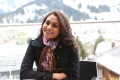Actress Andrea Jeremiah in Endrendrum Punnagai Latest Stills