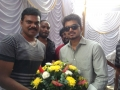 Endrendrum Punnagai Producer GKM Tamil Kumaran Wished Vijay Birthday Photos