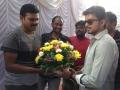Endrendrum Punnagai Movie Team Wished Vijay Birthday Photos