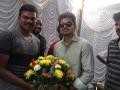 Endrendrum Punnagai Team Wished Vijay Birthday Photos