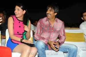 Kajal, Ravi Teja at Endukante Premanta Audio Release Function Stills