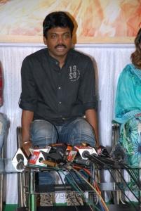 Director A. Karunakaran at Endukante Premanta Logo Launch Stills