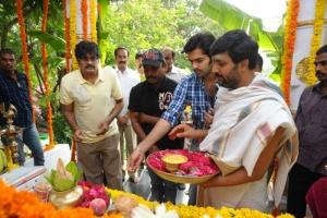 Endukante Premanta Telugu Movie Launch