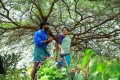 Prajin, Kala Kalyani in Engeyum Naan Iruppen Movie Stills